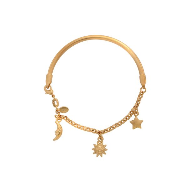 Bracelete infantil céu