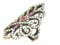anel prata turca